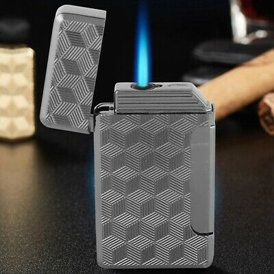 Lightweight Mini Smoker Smoking Cigarette Lighter Windproof Flame Oil Gas Torch