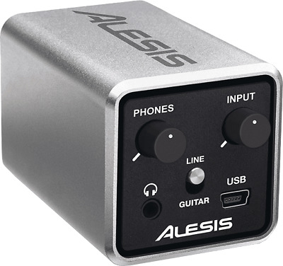 Interface Audio Usb Alesis Core 1