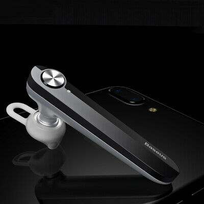 Baseus A01 Wireless Bluetooth Headset Earphone 4.1 Headphone With Microphone New