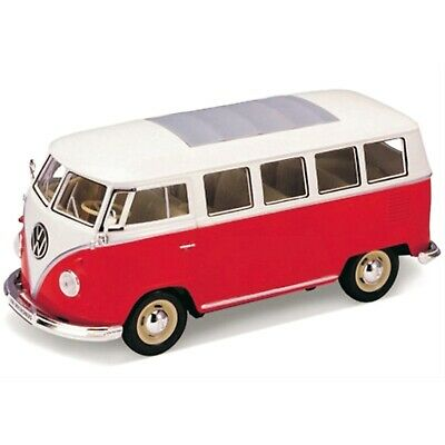 Welly VW T1 Bus 1962 1:24