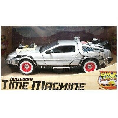 Welly De Lorean Back to the Future Teil 3 1:24