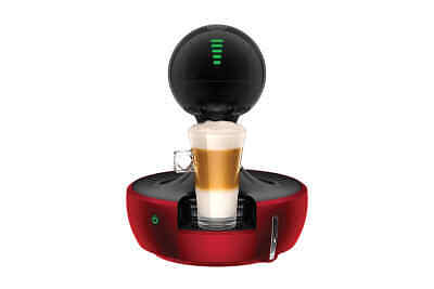 NESCAFE Dolce Gusto Drop Automatic Capsule Coffee Machine - Red Metal