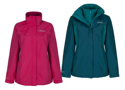Regatta Preya III Womens 3in1 Waterproof Windproof Jacket