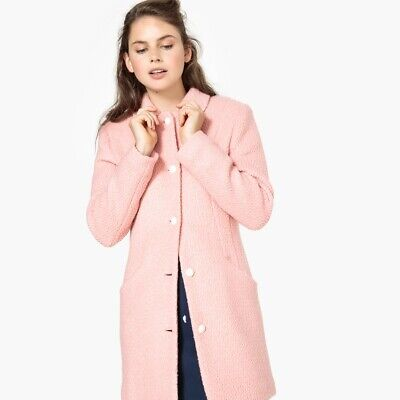 La Redoute Collections Womens Classic Wool Mix Coat