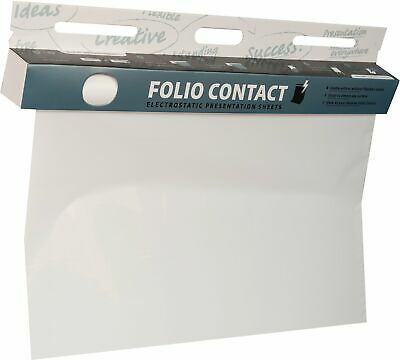 Folio Contact Whiteboard Tableau blanc en rouleau/Film électrostatique