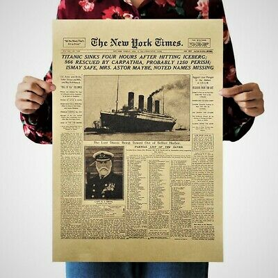 Harry Potter Poster Art Movie Vintage Paper Dictionary Undesirable №1 Wall Decor