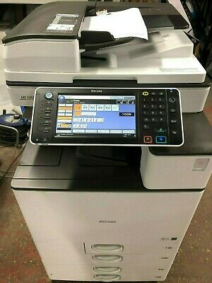 Ricoh Mp C4503 Full Colour All-In-One Photocopier (123K)