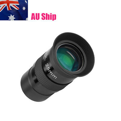 "SVBONY 1.25""Plossl 25mm FullMulticoated Eyepiece for Astronomy Telescope AU SHIP"