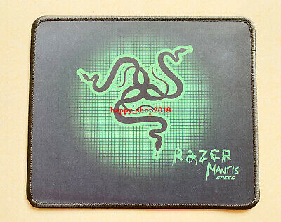 New Razer Mantis Edition Gaming SPEED Mouse Pad Mat Locked Size M 250*210*2mm
