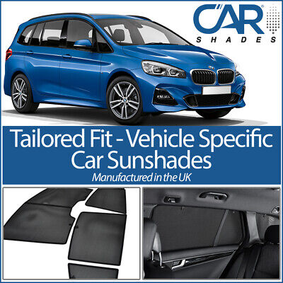 BMW 2 Series Grand Tourer 5Dr F46 UV CAR SHADES WINDOW SUN BLINDS PRIVACY GLASS