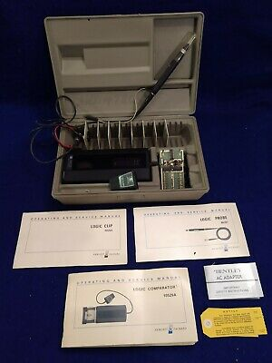 HP Hewlett Packard 5010A Logic Trouble Shooting Kit  - SEE PICS & DESCRIPTION