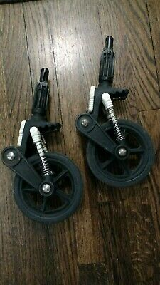 Bugaboo Cameleon I / II Front Swivel Wheels (Pair) - Pre-Owned