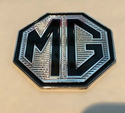 MG TF Front or rear overlay badge LE 500 colours, new