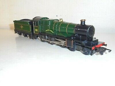 """Tri-ang""""TT""""-T91/92  4-6-0 """"Tintagal Castle"""" & tender BR Green xclnt/unboxd c1963"""