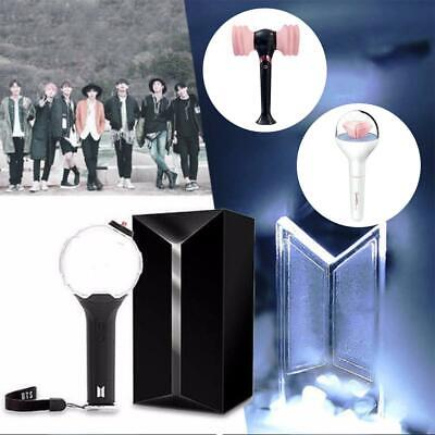 bluetooth Light Stick For KPOP BTS ARMY Bomb Bangtan Boys Ver.3 Concert Lamp