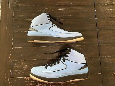 d6efd49b6f6 AIR JORDAN II 2 Retro QF 🍬 CANDY PACK UNIVERSITY BLUE Sz 9.5 ...
