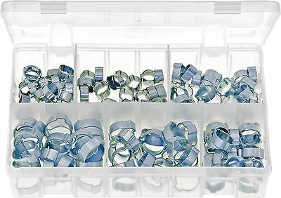 Assorted Box Oetiker O clips 2- Ear Clamps