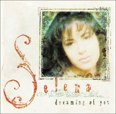 Selena Dreaming of You Music CD