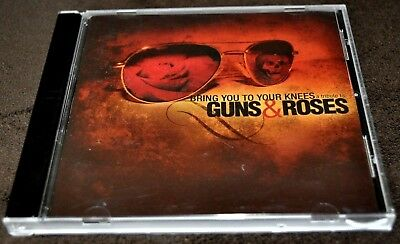 2 CD EURO SEALED SET GUNS N' ROSES Tribute Bring You to Your Knees & Spaghetti