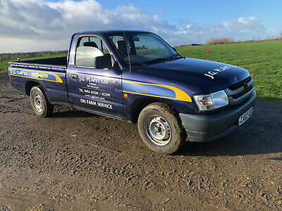 toyota hilux 2WD pick up 2002