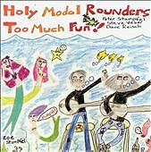 The Holy Modal Rounders - Too Much Fun CD, Rounder Select