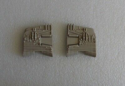 Vintage Kenner Star Wars 1980 Boba Fetts Slave 1 Set Of 2 Wings Right And Left
