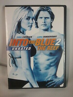 Into the Blue 2: The Reef | DVD | Unrated | Widescreen | Chris Carmack