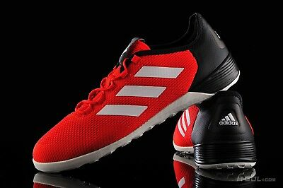 c145d93cc New Adidas ACE Tango 17.2 IN Indoor Soccer Shoes 9.5 Red-Black BA8542  Predator