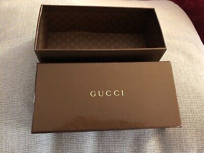 Custodia Occhiali Gucci Case Portaocchiali Sunglasses Box Bag Lunettes Gafas