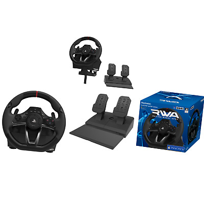 HORI Racing Wheel Apex for PlayStation 4/3, and PC PS4 NEW