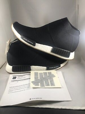 finest selection 87411 b5a5d BLACK ADIDAS NMD CS1 PK United Arrows & Sons X Mikitype Size 11 Undefeated