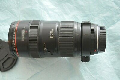 Canon EF 80-200mm F/2.8 L Lens for 1Dx 5D Mark II III 7D 50D