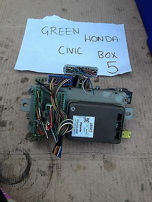 2006 Honda Civic Under Dash Fuse Box - Schematics Online on
