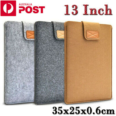Soft Ultrabook Laptop Sleeve Case Cover Bag for Macbook Air 11/13 inch