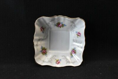 Royal Albert England Tranquillity Square Sweet Meat Dish