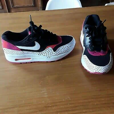 new products 79eea 42932 Baskets femme Nike Air confetti rose blanches 39 neuves