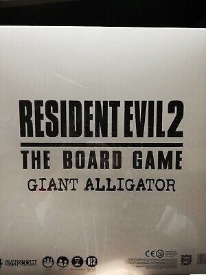 RESIDENT EVIL 2: The Board Game - 4th Survivor Expansion - $18 99