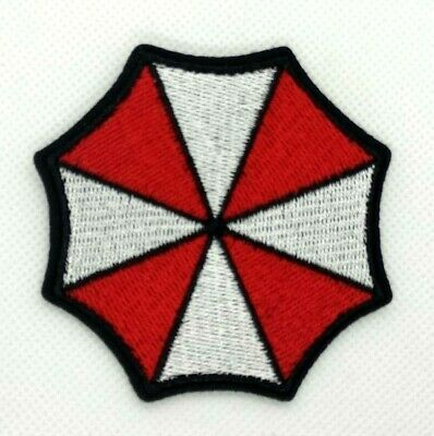 Umbrella Corporation Embroidered Iron/Sew ON Patch  Resident Evil 321
