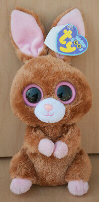 31b48027129 Ty Beanie Boos Retired Hopson Easter Bunny 8