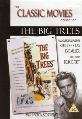 The Classic Movies Collection, The Big Trees, Kirk Douglas New & Sealed