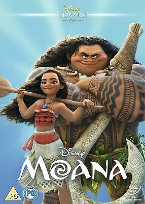 Moana = DVD NEW