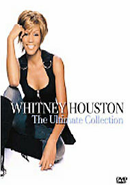 WHITNEY HOUSTON - The Ultimate Collection Videos DVD NEW