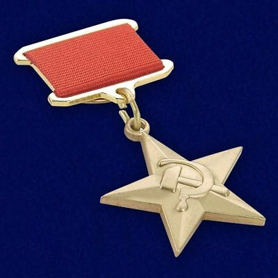 "ORDER ""Hammer and Sickle"" USSR Russian. mockup  AWARD  Russia badge"