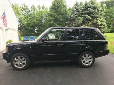 2008 Land Rover Range Rover  2008 Land Rover Range Rover HSE GREAT CONDITION