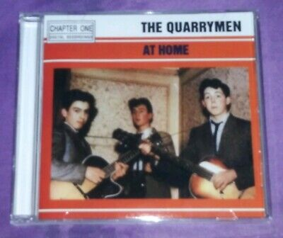 The Beatles - The Quarrymen at home CD.