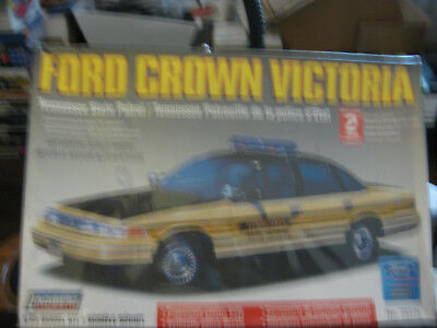 Ford Crown Victoria skill level 2 factory sealed Tennessee State police car 1/25