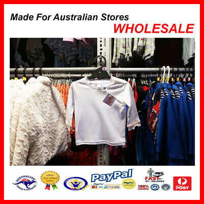 AUS WHOLESALE BABY KIDS CLOTHING Pooh Bear Fashion Top  MYER STOCK *From $4*