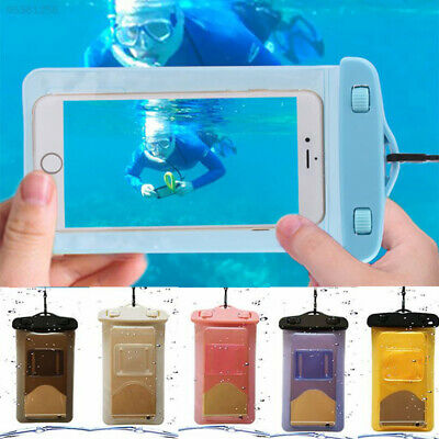 47C6 Universal Waterproof Case Bag Pouch with Arm Strap For Mobile Smart Phone