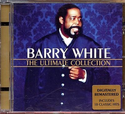 Barry White / The Ultimate Collection