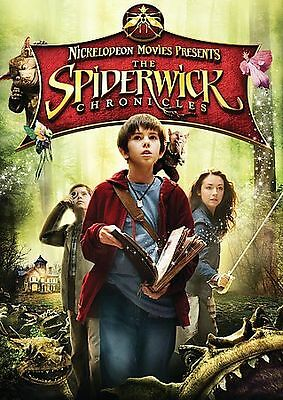 The Spiderwick Chronicles DVD (Widescreen) DISC & ARTWORK ONLY NO CASE VERY GOOD